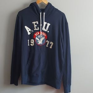 American Eagle pullover hoodie - Large
